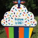 Graham airplane